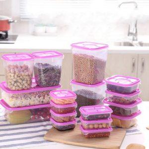 pojemniki plastikowe do żywności